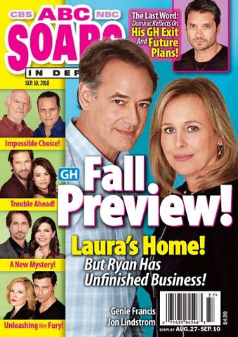 Soaps In Depth 2018.09.10