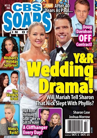 Soaps In Depth 2018.10.15