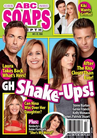 Soaps In Depth 2018.10.22