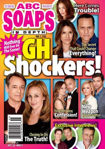 Soaps In Depth 2018.11.05