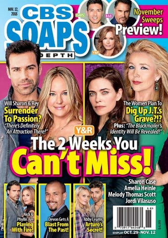 Soaps In Depth 2018.11.12