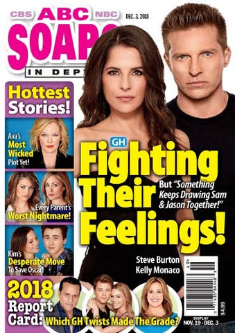 Soaps In Depth 2018.12.03