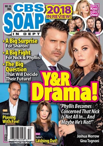Soaps In Depth 2018.12.10