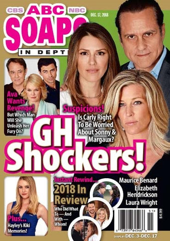 Soaps In Depth 2018.12.17