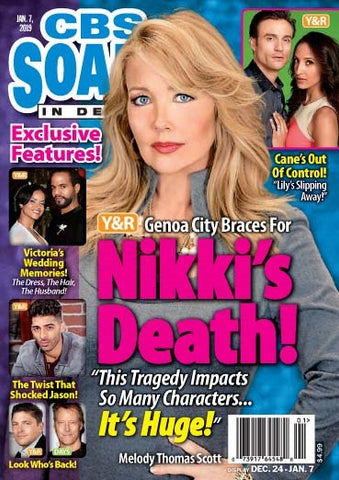Soaps In Depth 2019.01.07