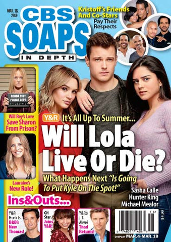Soaps In Depth 2019.03.18