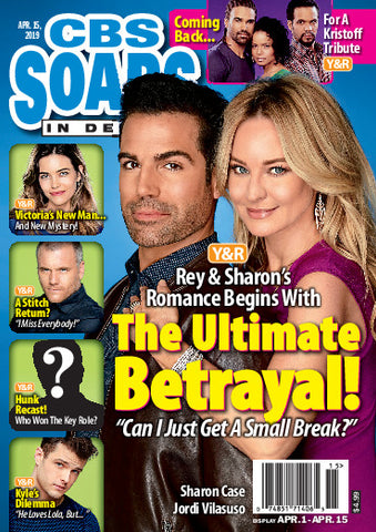 Soaps In Depth 2019.04.15