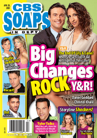 Soaps In Depth 2019.04.29