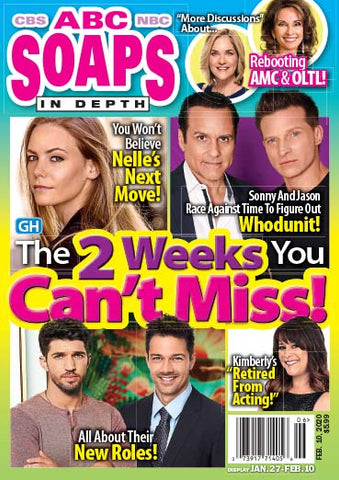 Soaps In Depth 2020.02.10