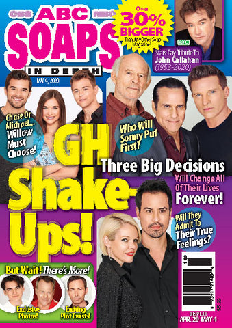 Soaps In Depth 2020.05.04