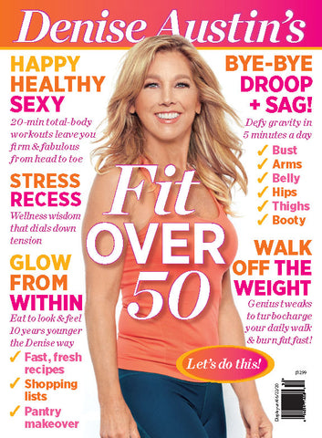 Denise Austin's Fit Over 50 (volume 1)