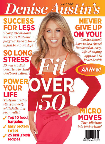 Denise Austin's Fit Over 50 (volume 2)