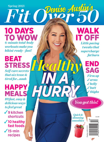Denise Austin's Fit Over 50 (volume 3)