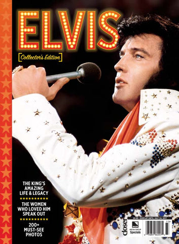 Closer Collector's Edition: Elvis