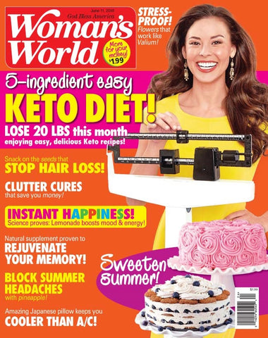 Woman's World 2018.06.11