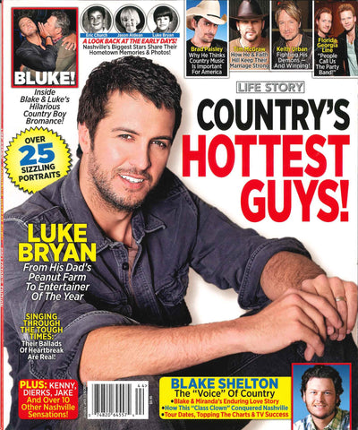 Country's Hottest Guys!