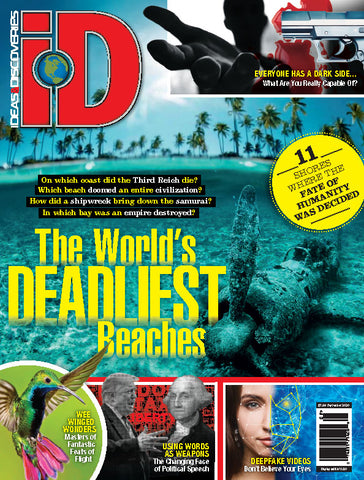 iD 2020.09: The World's Deadliest Beaches