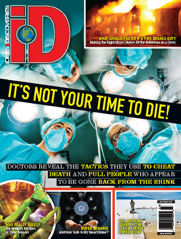 iD 2021.03: It's Not Your Time To Die!