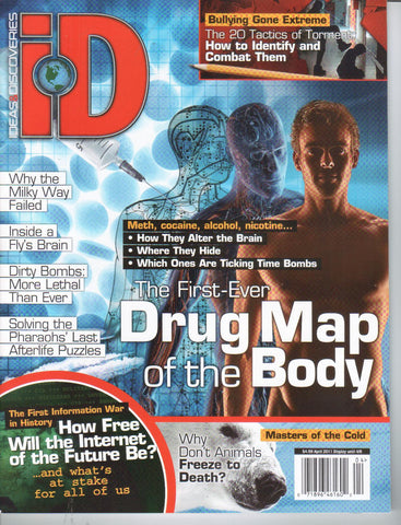 iD 2011.04: The First-Ever Drug Map of the Body