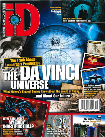 iD 2013.04: The Da Vinci Universe