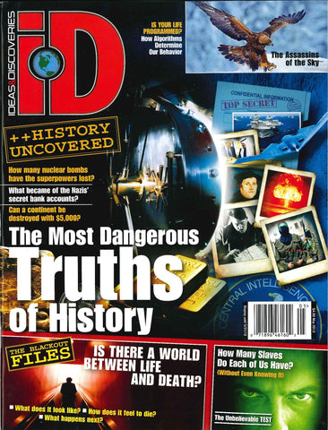 iD 2013.05: The Most Dangerous Truths of History