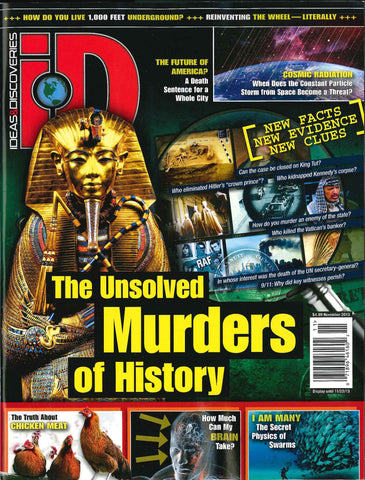 iD 2013.11: The Unsolved Murders of History.