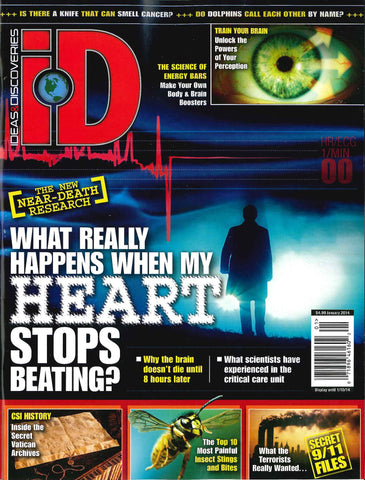 iD 2014.01: What Happens when my Heart Stops Beating?