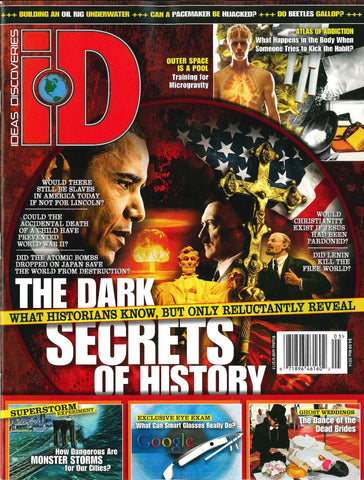 iD 2014.05: The Dark Secrets of History