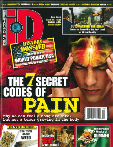 iD 2014.10: The 7 Secret Codes of Pain