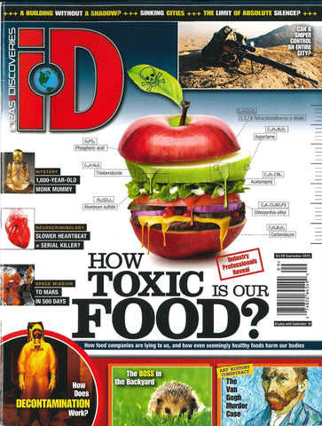 iD 2015.09: How Toxic is our Food?