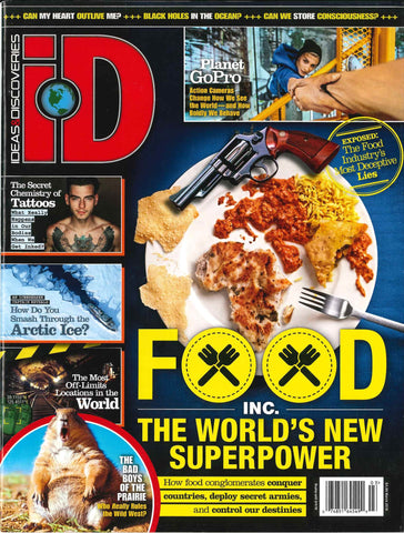 iD 2016.03: Food Inc. - the World's New Superpower