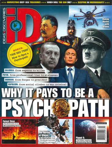 iD 2016.12: Why it pays to be a psychopath