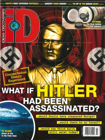 iD 2017.02: What if Hitler had been Assassinated?