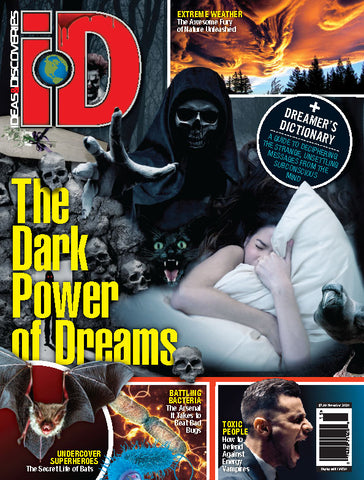 iD 2020.11: The Dark Power of Dreams