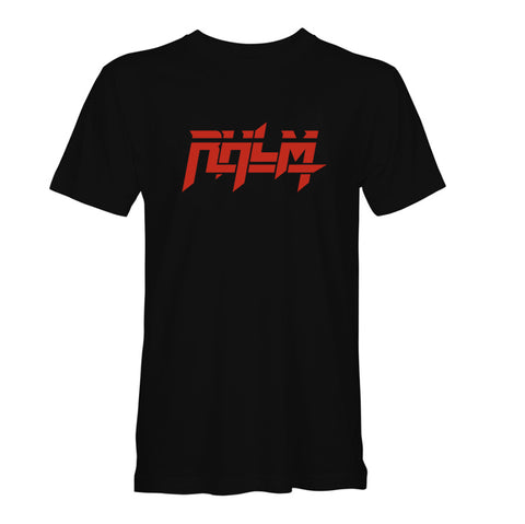RHLM Black/Red T-Shirt
