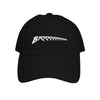 Brrrrrrr Dad Hat - Black