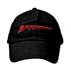 Black/Red Brrr Hat