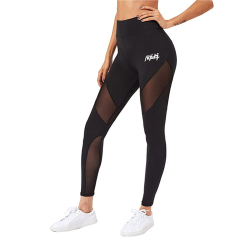 Women's Black RHLM Elite Leggings
