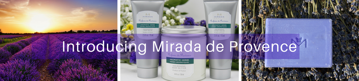 Introducing Mirada de Provence