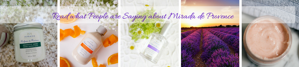 What are Experts Saying about Mirada de Provence