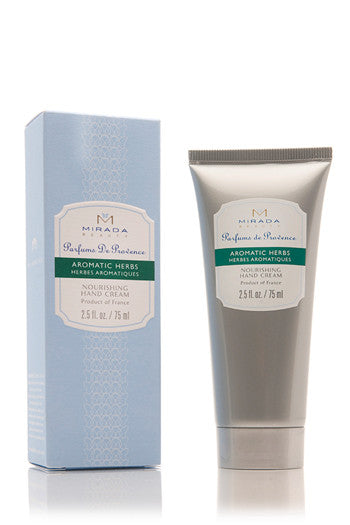 Aromatic Herbs Nourishing Hand Cream - 2.5 fl oz