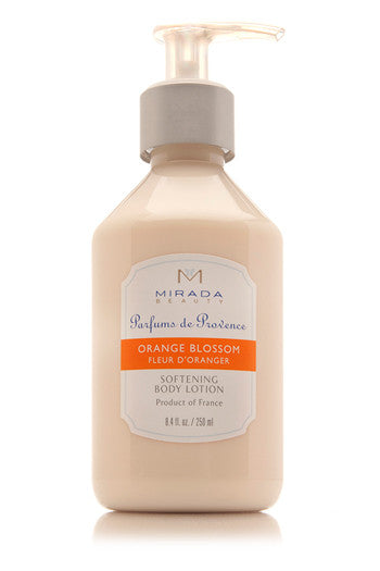 Orange Blossom Softening Body Lotion - 8.4 fl oz