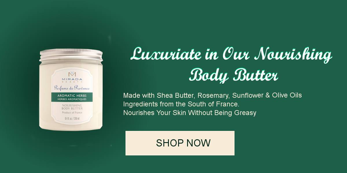 Luxuriate in Our Nourishing Body Butter