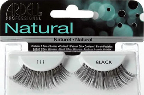 86ddbb43767 Ardell 111 Black Eyelashes; Ardell 111 Black Eyelashes