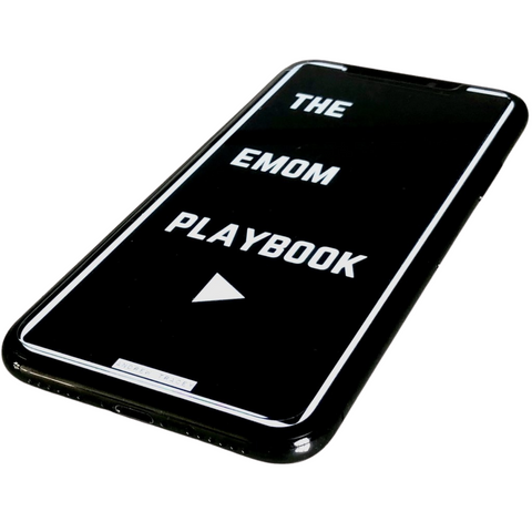 THE EMOM PLAYBOOK