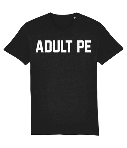 'ADULT PE' PERFORMANCE STRETCH TEE