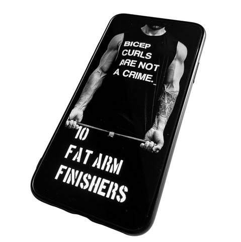 '10 FAT ARM FINISHERS'  E-book