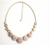 Bloom Gem Necklace - Fashion Jewelry Necklaces - Pandora's Locket