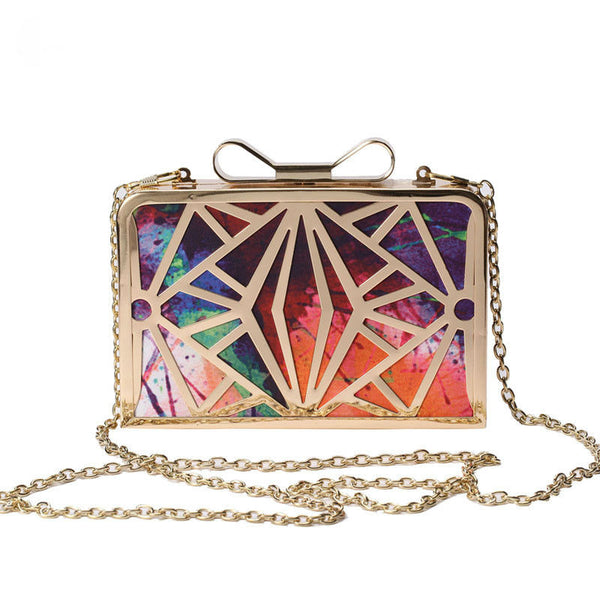 Calypso Clutch - Clutch Purse - Pandora's Locket