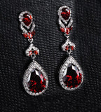 Angelique Earrings - Drop Earrings - Pandora's Locket